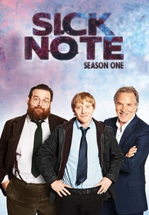 Sick Note (1ª Temporada) - Poster / Capa / Cartaz - Oficial 1