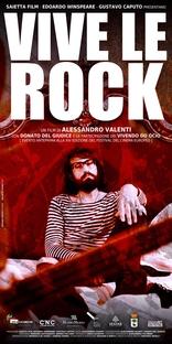 Vive Le Rock - Poster / Capa / Cartaz - Oficial 1