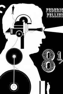 8½ - Poster / Capa / Cartaz - Oficial 9