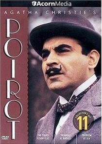 Poirot (11ª Temporada) - Poster / Capa / Cartaz - Oficial 1