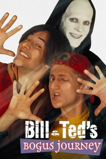 Bill & Ted - Dois Loucos no Tempo - Poster / Capa / Cartaz - Oficial 1
