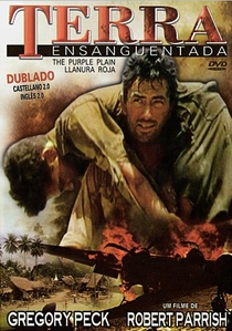 Terra Ensanguentada - Poster / Capa / Cartaz - Oficial 6