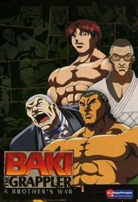 Grappler Baki: Saidai Tournament Hen - Poster / Capa / Cartaz - Oficial 1