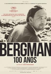 Bergman – 100 Anos - Poster / Capa / Cartaz - Oficial 2