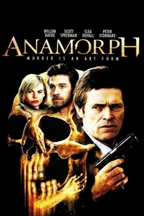 Anamorph: A Arte de Matar - Poster / Capa / Cartaz - Oficial 3