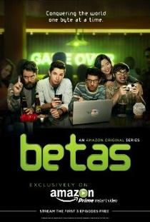 Betas (1ª Temporada) - Poster / Capa / Cartaz - Oficial 1