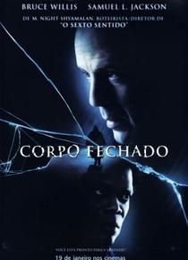 Corpo Fechado - Poster / Capa / Cartaz - Oficial 1