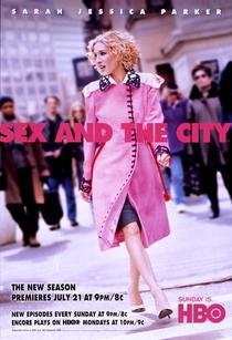 Sex and the City (5ª Temporada) - Poster / Capa / Cartaz - Oficial 3