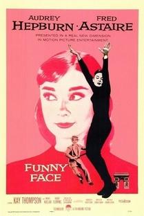 Cinderela em Paris - Poster / Capa / Cartaz - Oficial 1