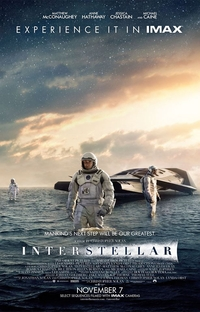 Interestelar - Poster / Capa / Cartaz - Oficial 10