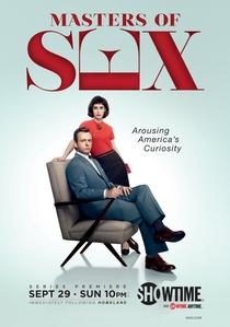 Masters of Sex (1ª Temporada) - Poster / Capa / Cartaz - Oficial 3
