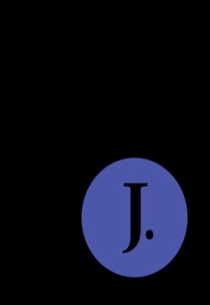 J. - Poster / Capa / Cartaz - Oficial 1