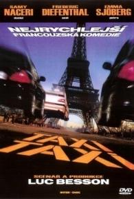 Táxi 2 - Poster / Capa / Cartaz - Oficial 2