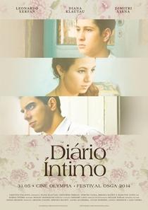Diário Íntimo - Poster / Capa / Cartaz - Oficial 1