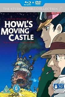 O Castelo Animado - Poster / Capa / Cartaz - Oficial 51