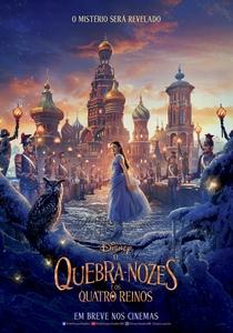 O Quebra-Nozes e os Quatro Reinos - Poster / Capa / Cartaz - Oficial 1
