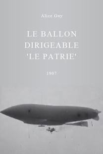 Dirigível Pátria - Poster / Capa / Cartaz - Oficial 1