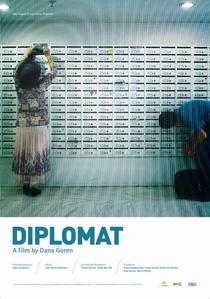 Diplomat - Poster / Capa / Cartaz - Oficial 1