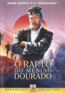 O Rapto do Menino Dourado - Poster / Capa / Cartaz - Oficial 1