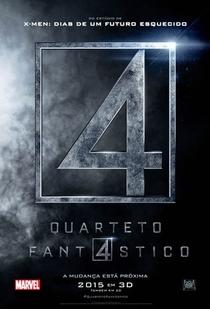 Quarteto Fantástico - Poster / Capa / Cartaz - Oficial 5
