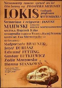 LOKIS - Rekopis profesora Wittembacha   (The Bear) - Poster / Capa / Cartaz - Oficial 1