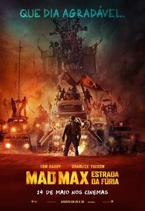 Mad Max: Estrada da Fúria - Poster / Capa / Cartaz - Oficial 2