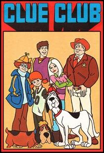 Clue Club - Poster / Capa / Cartaz - Oficial 1