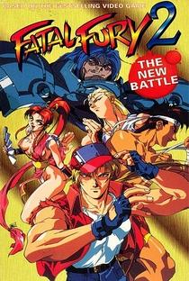 Fatal Fury 2: O Desafio de Krauser - Poster / Capa / Cartaz - Oficial 1