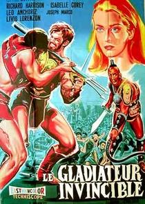 O Gladiador Invencível - Poster / Capa / Cartaz - Oficial 1