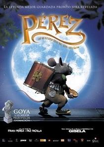 O Ratinho Perez - Poster / Capa / Cartaz - Oficial 2