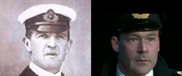 A verdadeira história de William McMaster Murdoch, o oficial do Titanic