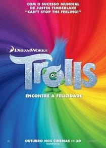 Trolls - Poster / Capa / Cartaz - Oficial 4
