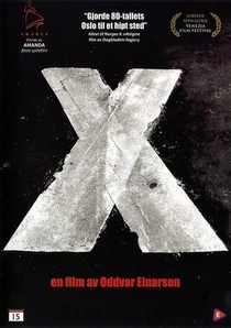 X - Poster / Capa / Cartaz - Oficial 1