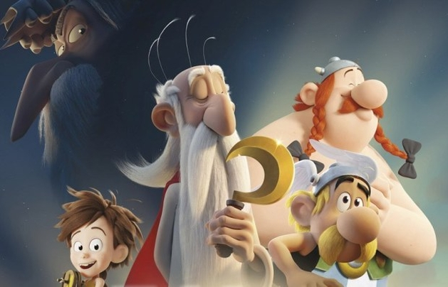 [CINEMA] Asterix e o Segredo da Poção Mágica: mais do mesmo no clássico francês