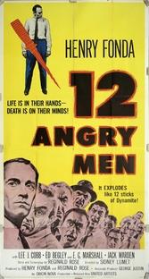12 Homens e Uma Sentença - Poster / Capa / Cartaz - Oficial 11