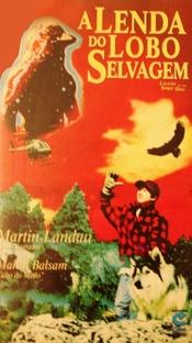 A Lenda do Lobo Selvagem - Poster / Capa / Cartaz - Oficial 1