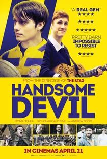 Handsome Devil - Poster / Capa / Cartaz - Oficial 1