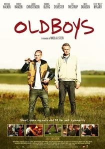 Oldboys - Poster / Capa / Cartaz - Oficial 1