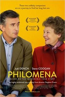 Philomena - Poster / Capa / Cartaz - Oficial 1