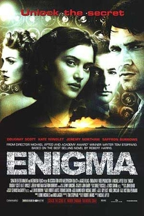 Enigma - Poster / Capa / Cartaz - Oficial 4