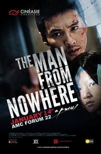 O Homem de Lugar Nenhum - Poster / Capa / Cartaz - Oficial 10