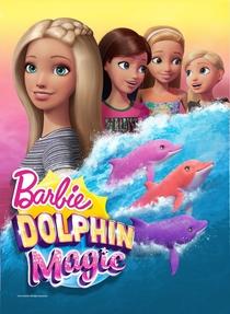 Barbie e os Golfinhos Mágicos - Poster / Capa / Cartaz - Oficial 1