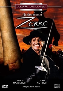 Zorro, Entre a Espada e as Plumas - Poster / Capa / Cartaz - Oficial 5