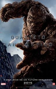 Quarteto Fantástico - Poster / Capa / Cartaz - Oficial 18