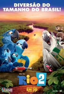 Rio 2 - Poster / Capa / Cartaz - Oficial 12