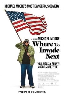 O Invasor Americano - Poster / Capa / Cartaz - Oficial 1