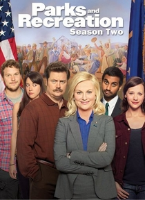 Parks and Recreation (2ª Temporada) - Poster / Capa / Cartaz - Oficial 1