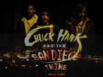 Chuck Hank and the San Diego Twins - Poster / Capa / Cartaz - Oficial 1
