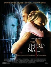 The Third Nail - Poster / Capa / Cartaz - Oficial 1