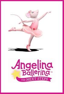 Angelina Ballerina - Os Seguintes Passos - Poster / Capa / Cartaz - Oficial 1